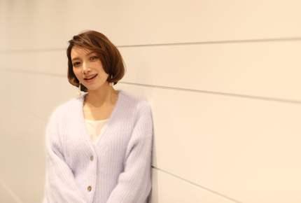 後藤真希(2):第4回 出産してから、娘を預けて出かけたことが2回ありました