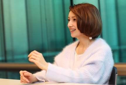 後藤真希(2):第7回 母に歌ってもらっていた歌を、無意識のうちに娘に歌っています