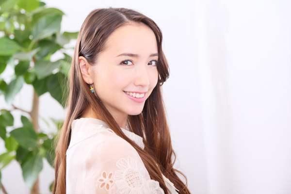 豊田エリー 笑顔