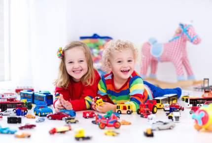 増え続けるおもちゃをどうにかしたい! おすすめの収納法は?