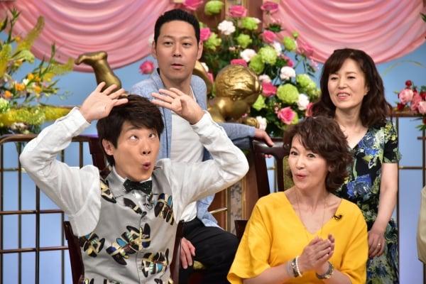 横山だいすけさん 7月2日(日)放送の『行列のできる法律相談所』 変顔