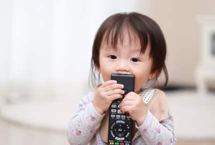 赤ちゃんや小さな子どもが釘付けになるTV番組、CMといえば何?