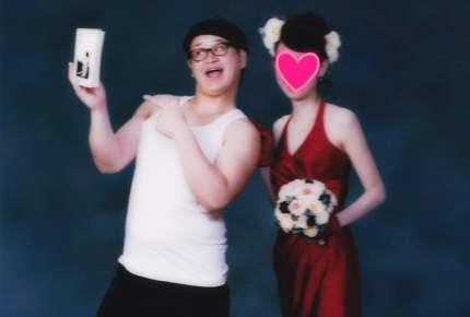 ガリットチュウ福島:「嫁のスタイル」