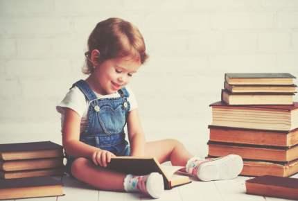 本に囲まれて育った子は、より稼げる大人になる!?