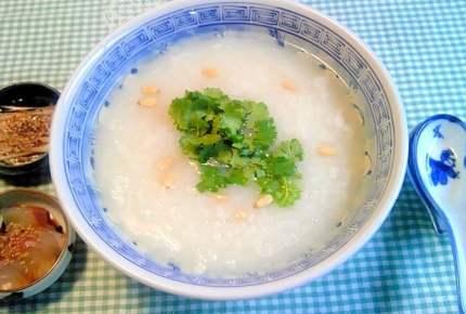夏バテ対策やダイエットにもおすすめ!さらっと食べられる美味しい「中華粥」の作り方