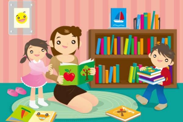 子供が本好きになる!『家族共有ライブラリー』のすすめ