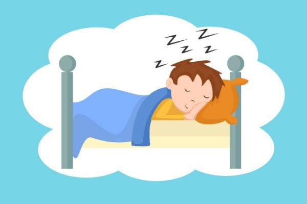 大人だけじゃない!?子供の睡眠時無呼吸症候群に注意!