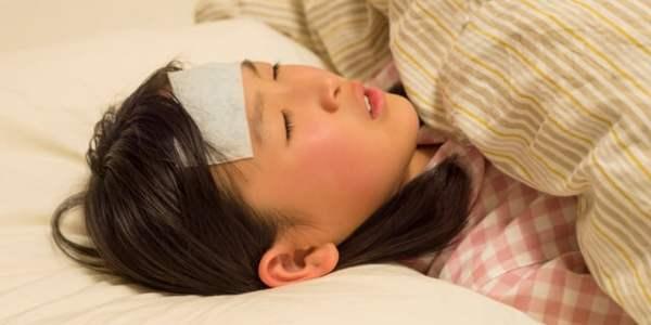 子どもの知恵熱の原因は大人と違う!対処法と知恵熱が出やすい場面4つ