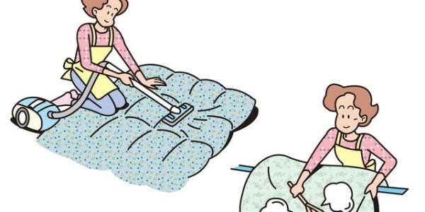 枕カバーはダニの大好物?アレルギー症状を防ぐ5つの対策法