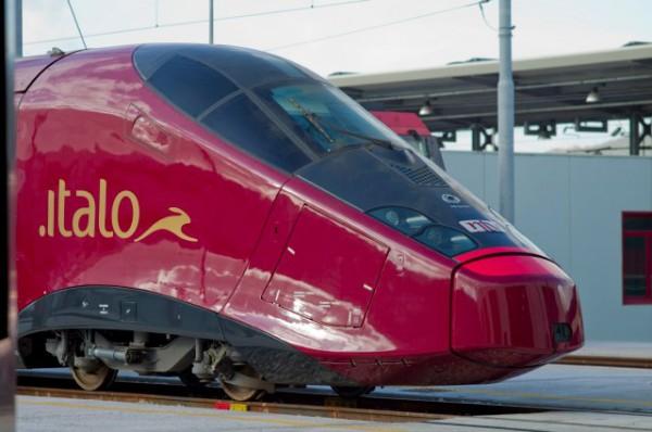 Italo train (credits: Flickr)