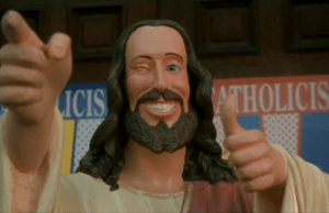 Dogma Buddy Christ