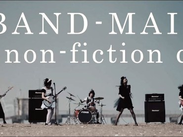 """BAND-MAID Fights Fire With Metal in """"the non-fiction days"""" Music Video"""
