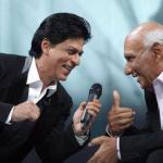 Shahrukh Khan in conversation with Yash Chopra