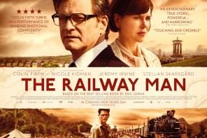 THE RAILWAY MAN – A Review by John Strange