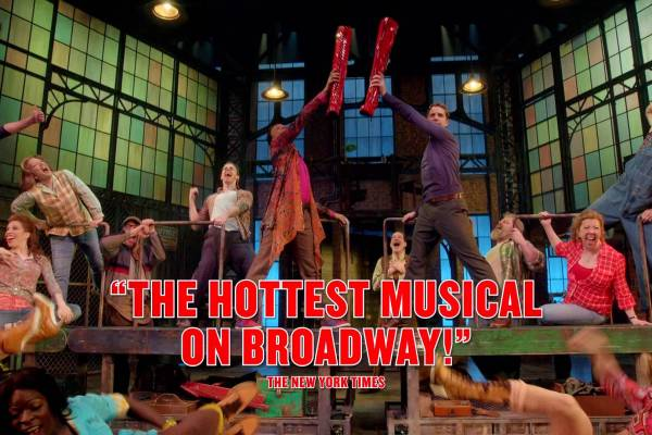 Kinky Boots – Interview with Darius Harper