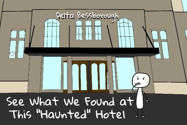 Delta Bessborough hotel in Saskatoon with sellallyourstuff.com