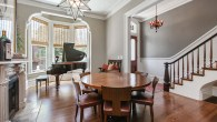 Rebirth of a San Francisco Classic This magnificent Italianate Victorian has been meticulously modernized and enhanced with designer sensibility throughout. You'll find high ceilings, abundant light, three marble fireplaces, ornate […]