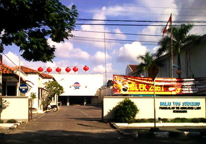 Admiral Convention Center Semarang