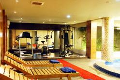 mini fitness graha spa