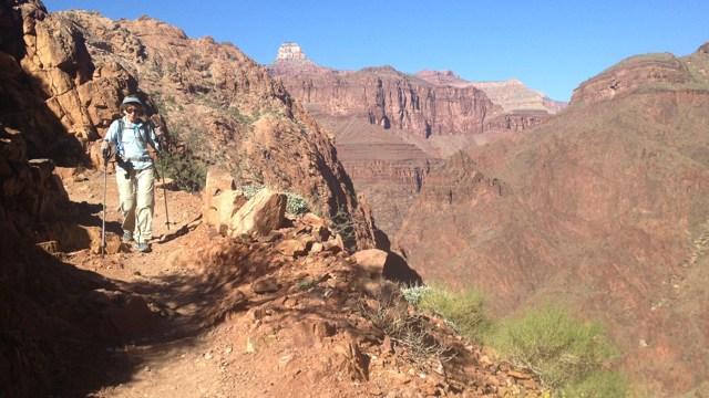 mom grand canyon