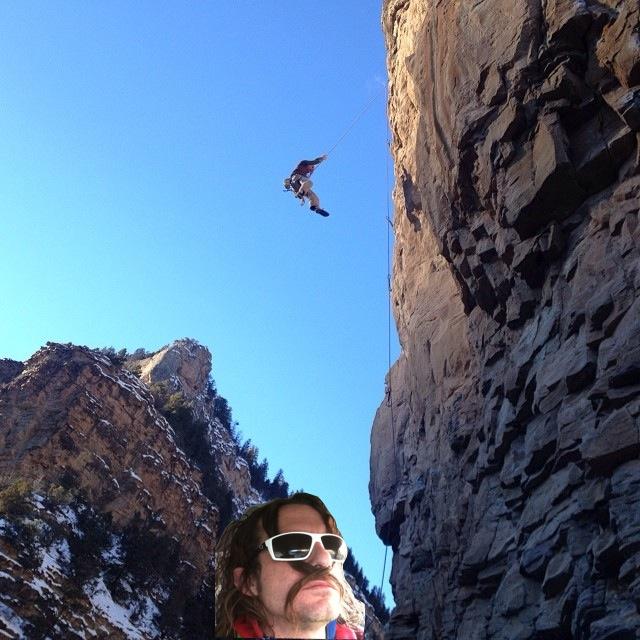 west elk selfie