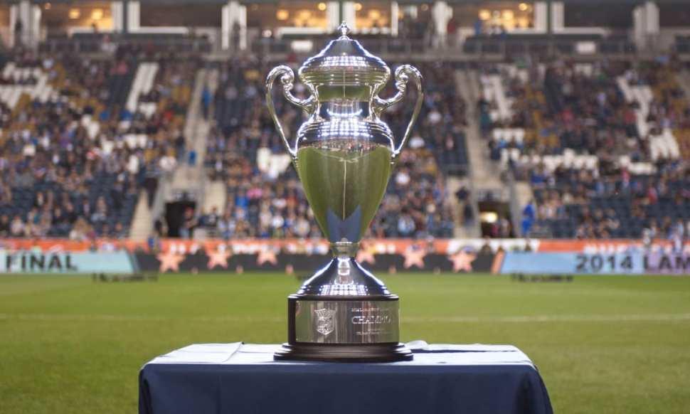 Lamar Hunt US Open Cup Trophy, PPL Park