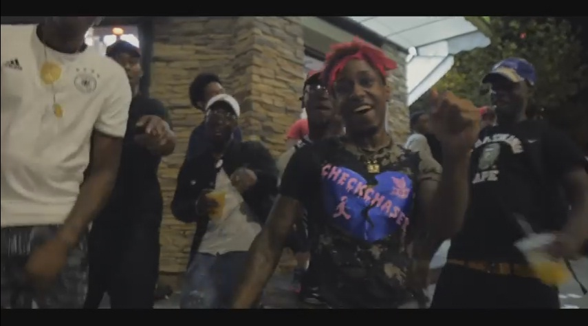 JUICE LIKE I'M PAC – MONTANA THA TRAPPLORD ( OFFICIAL MUSIC VIDEO)