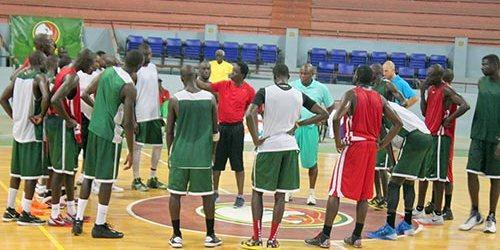 cheikh  sarr basket