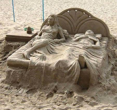 Top 10 des festivals de châteaux de sable dans le monde