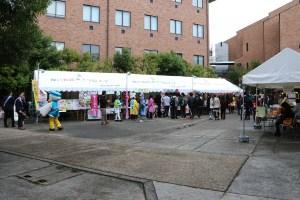 2015年 『松蔭祭』 イベントの様子