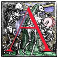 Initials-Holbein-Danse-senseshaper-A