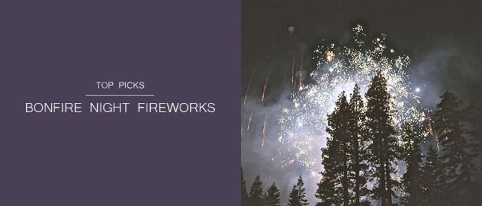 Best Bonfire Night Fireworks & Displays 2016