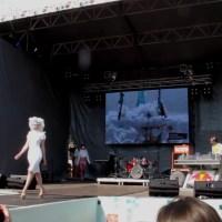 Sensoree @ Geek Picnic - St Petersburg, Russia
