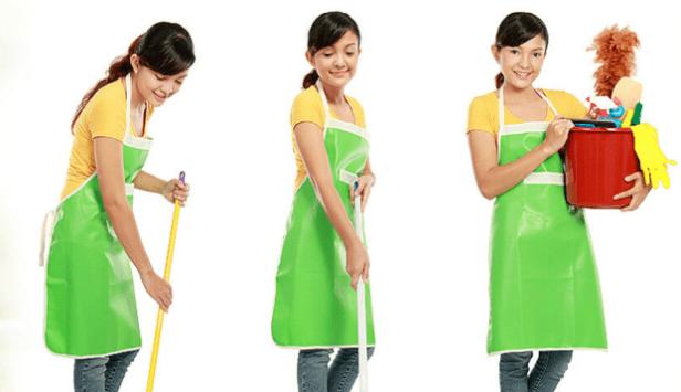 Filipino Maid