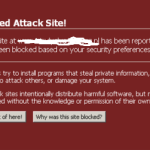 Google Blocks hàng ngàn website WordPress bị nhiễm Malware