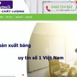 Phân tích kế hoạch dự án seo sieuthibang.vn