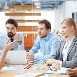 In-House marketing team