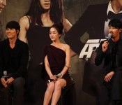 Cha Seung-won and Soo Ae hit HIFF