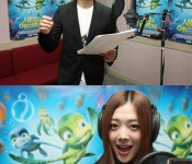 Daesung and Sulli for Sammy's Adventures
