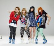 2NE1's Don't Stop The Music CF