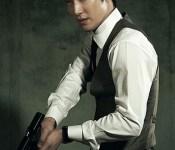 Siwon and his guns
