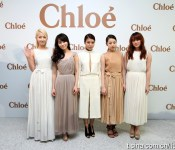 [Photos] Wonder Girls in China for Chloe Show and Celebration