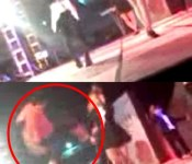 Wheesung attacked on stage, too