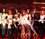 Tu Es Sexy! SNSD in Paris