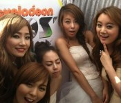 The Wonder Girls are Pretty in Peach