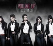 "4Minute Cranks the ""Volume Up"""