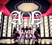 """Ace of Angels Rock Out With """"Elvis"""""""
