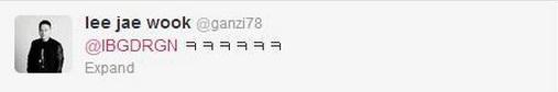 20130327_seoulbeats_leejaewook_gdragon_twitter_kekekekekeke