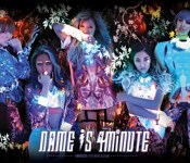 "4Minute's Latest ""Name is 4Minute"" is Unmemorable"