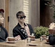Checking in The Coffee Shop With B.A.P